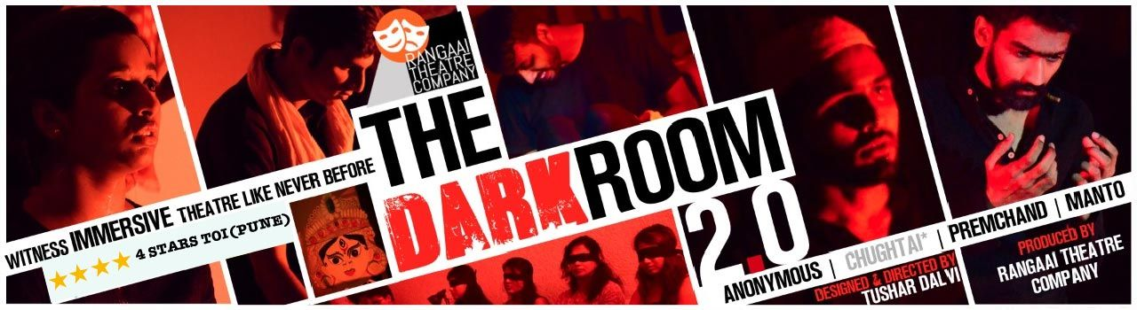 The Darkroom 2.0  An Immersive Sensory Experience in Si Bambai: Mumbai