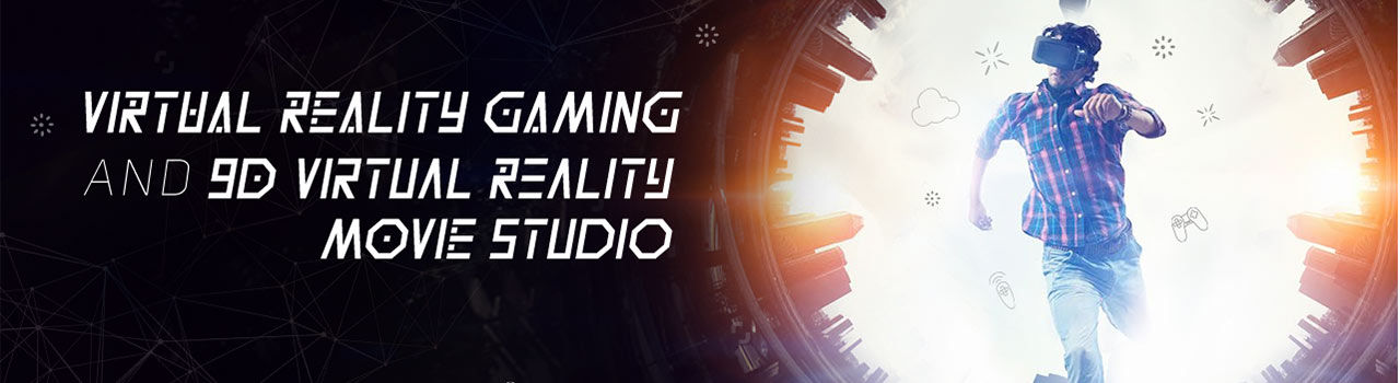 Virtual Reality Gaming and 9D Virtual Reality Movie Studio in VR Infinity: Hyderabad