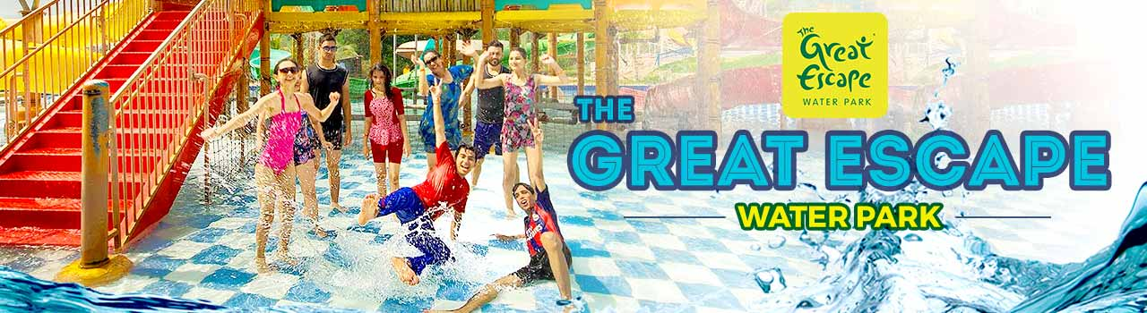 The Great Escape Water Park  in The Great Escape Water Park: Thane