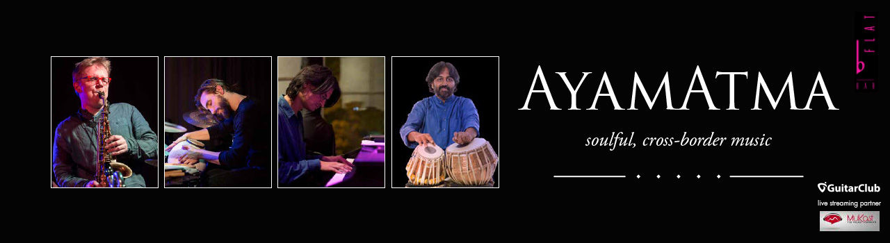 AyamAtma - Soulful, Cross-Border Music in B Flat Bar: Indira Nagar, Bengaluru