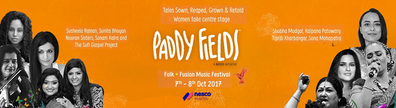 Paddy Fields 2017 in Nesco Center: Mumbai