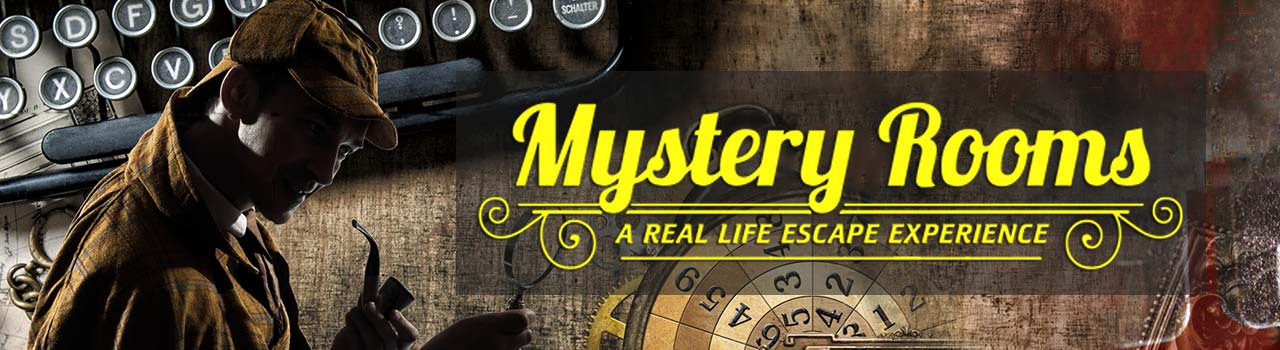 Mystery Rooms - A Real Life Escape Experience  in Mystery Rooms: Delhi