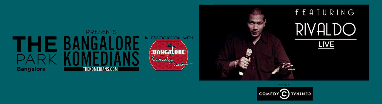 Stand Up Comedy - With Nitin Gupta (Rivaldo Live) in The Park: Bengaluru