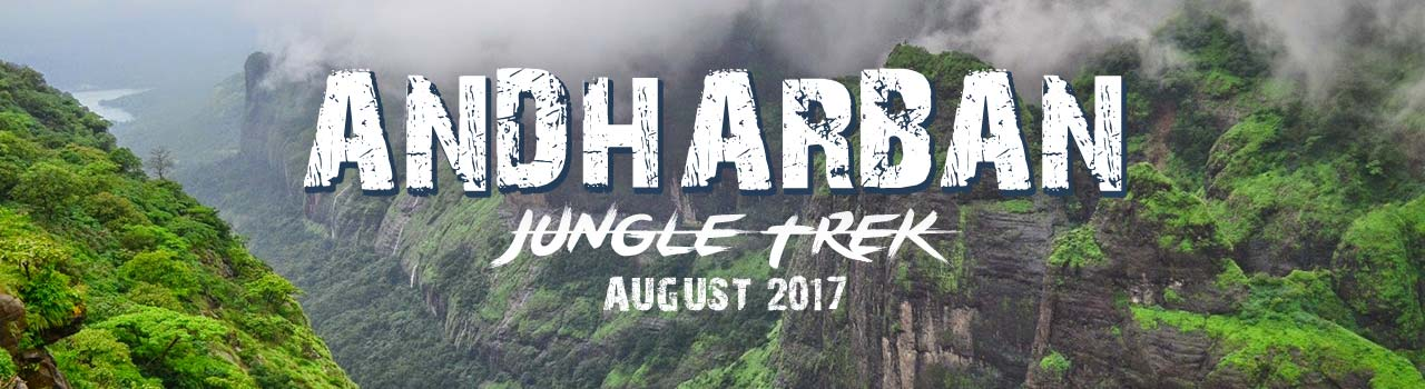 Andharban Jungle Trek in Andharban Trail Start Point: Pimpri