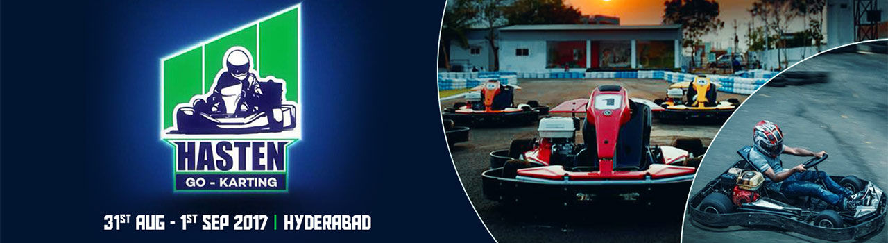 Hasten Go-Karting  in Hasten Go Karting: Hyderabad