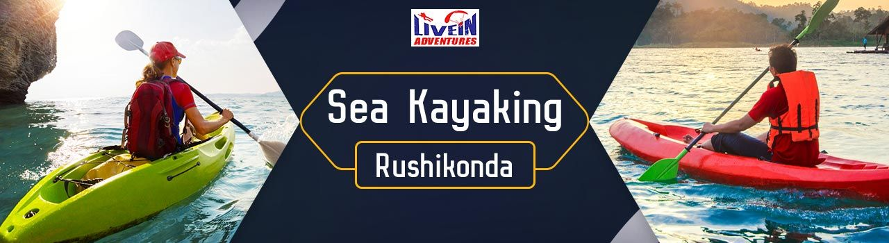 See Kayaking at Rushikonda in Livein Adventures: Visakhapatnam