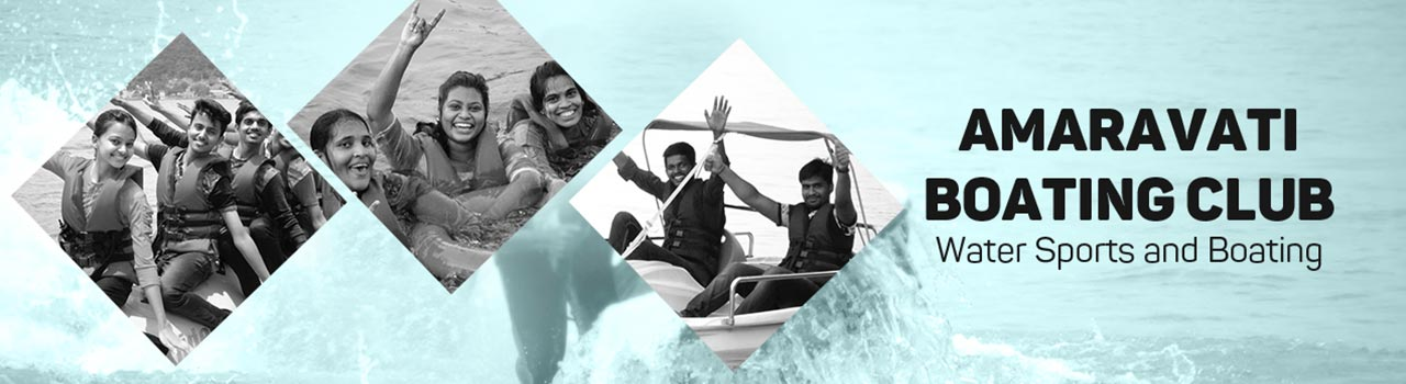 Amaravati Boating Club Water Sports and Boating  in Durga Ghat: Vijayawada