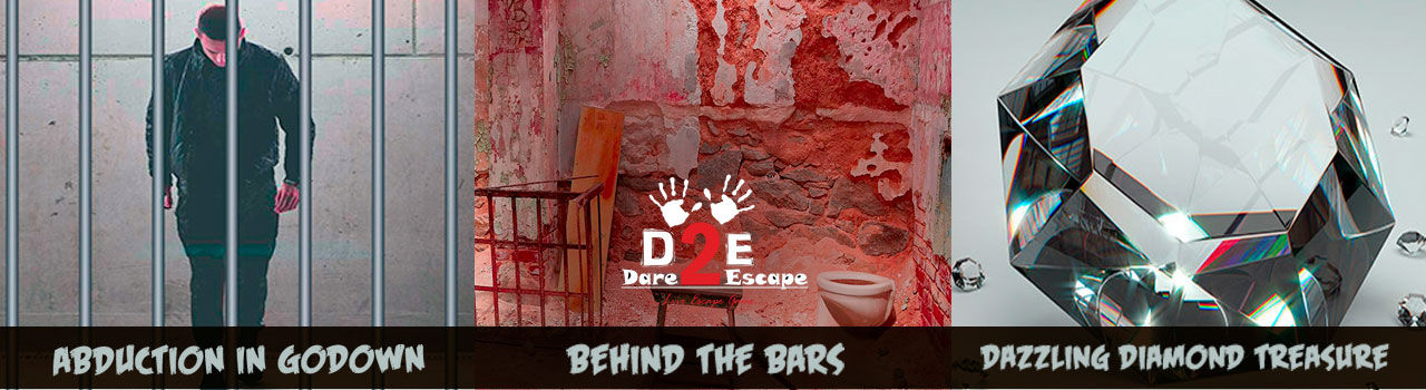 Dare 2 Escape in Dare2Escape: Bengaluru
