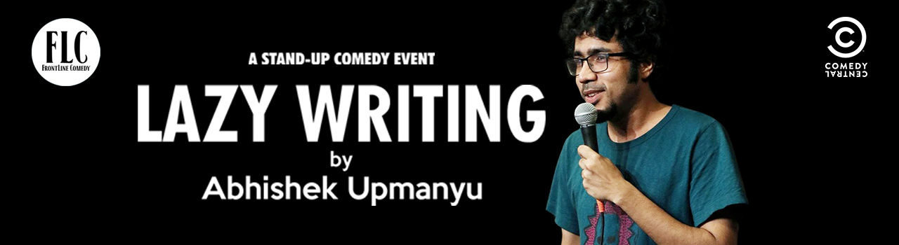 Lazy Writing by Abhishek Upmanyu in Courtyard by Marriott: Mumbai