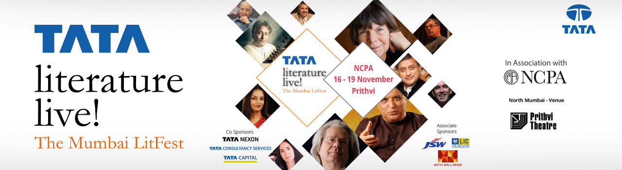 Tata Literature Live! The Future of Spoken Word in Prithvi Theatre