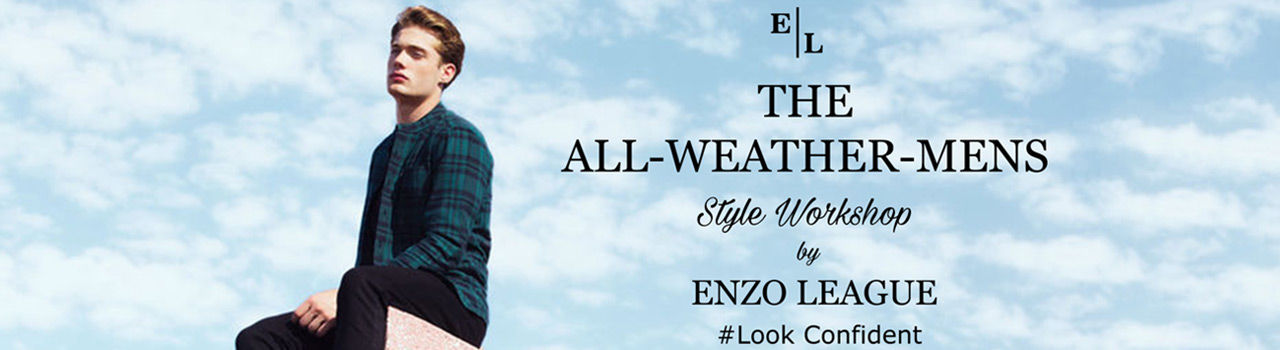 The All-Weather-Mens Style Workshop in Dialogues Cafe, JP Nagar: Bengaluru