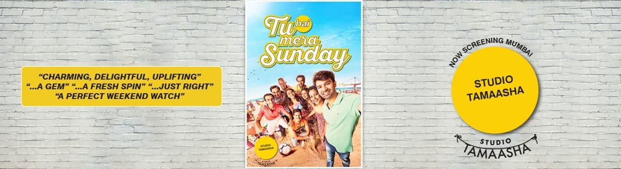 Tu Hai Mera Sunday in