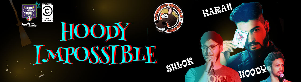 The Stables presents 'Comically Unstable' in association with Indian Comedy Club in The Stables: Andheri