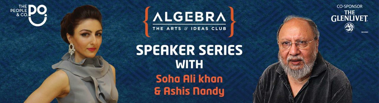 Algebra with Soha Ali Khan in Canvas Laugh Club at The People & Company