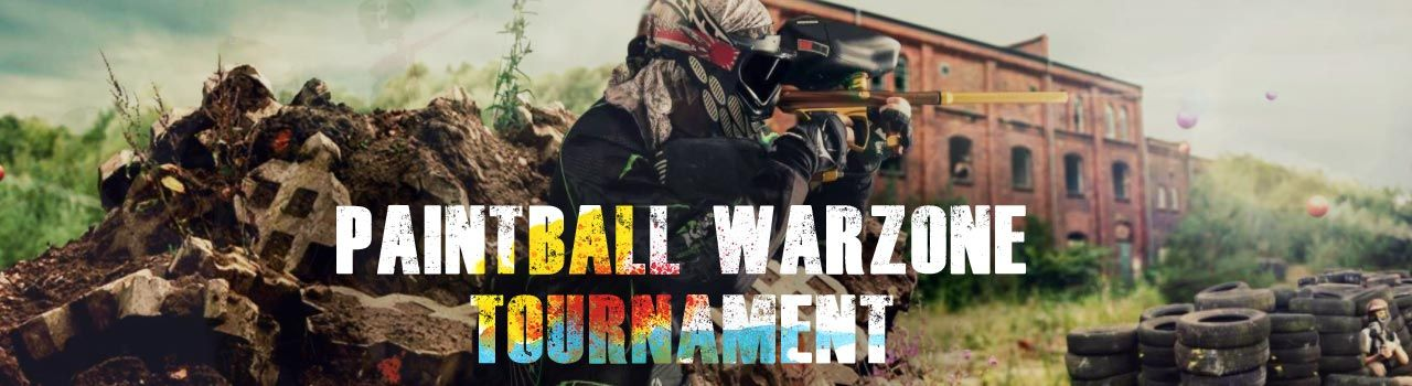 Paintball Warzone Tournament in Opposite Aditya Shagun Mall: Pune