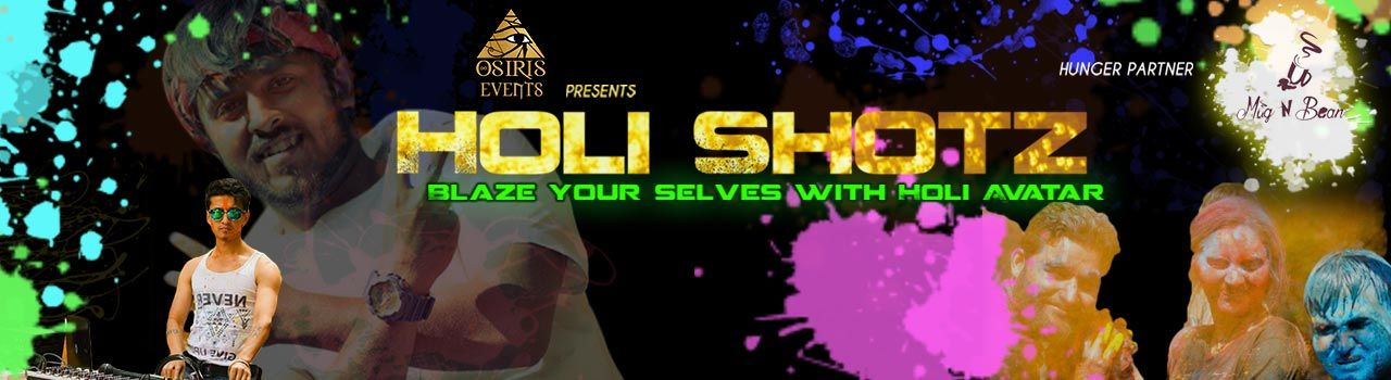 Holi Shotz in The Getaway Resort: Electronic City