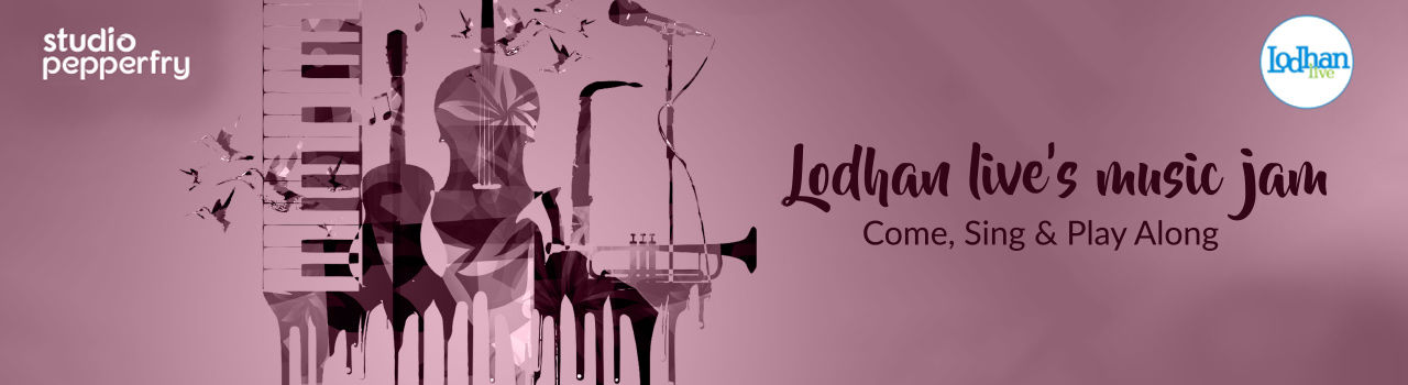 Lodhan Live's Music Jam in Studio Pepperfry: Indiranagar