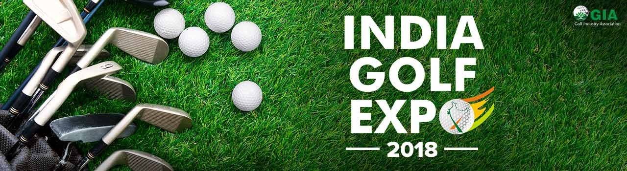 India Golf Expo 2018 in The Lalit Ashok, Lawns: Bengaluru
