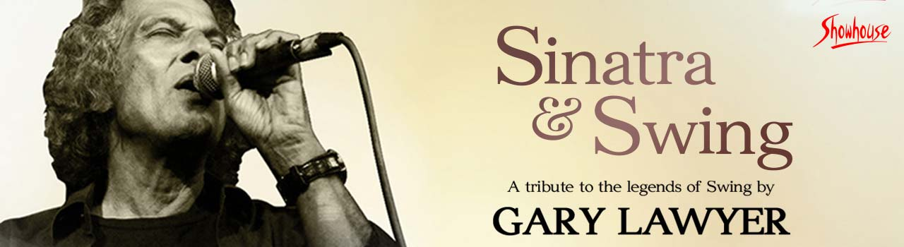 Sinatra & Swing - A Tribute to the Legends of Swing by Gary Lawyer in Sirifort Auditorium: Delhi