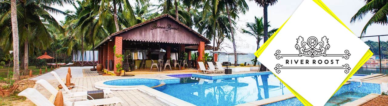 River Roost Resort (Stay)  in RiverRoost Resorts: Mangaluru