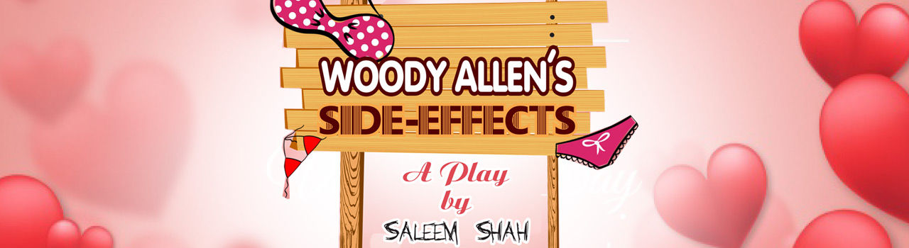 Woody Allens Side-Effects in Alliance Francaise: Delhi