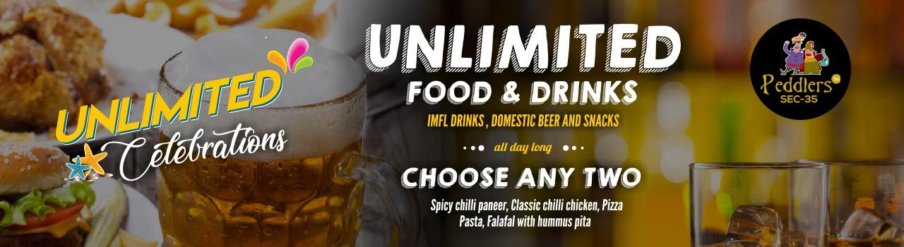 Unlimited Celebrations @ Peddlers 35  in Peddlers, Sector 35: Chandigarh
