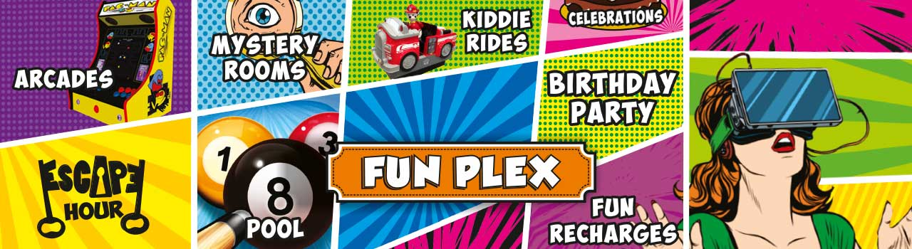 Fun Plex  in Fun Plex Game Zone: Indore