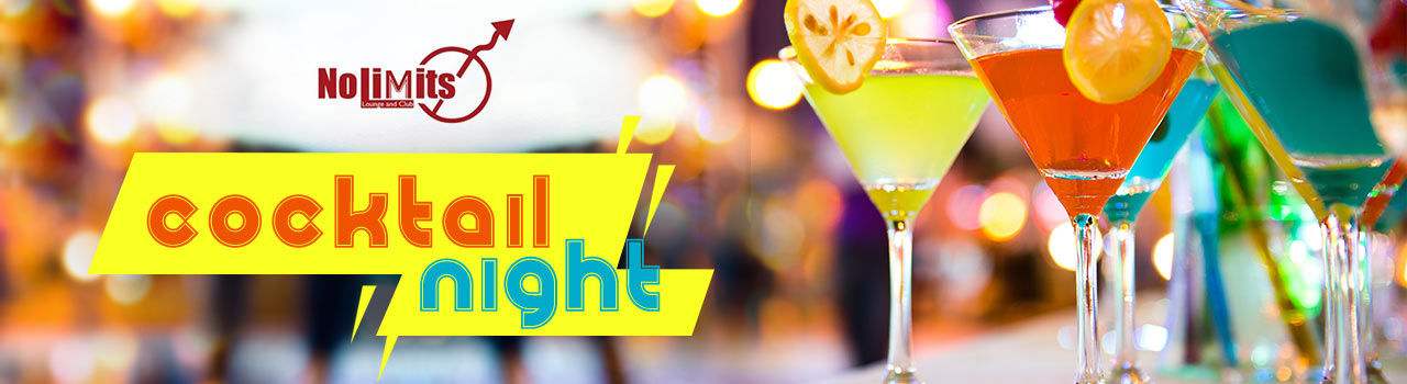 Cocktail Night in No Limmits Lounge and Club: Bengaluru