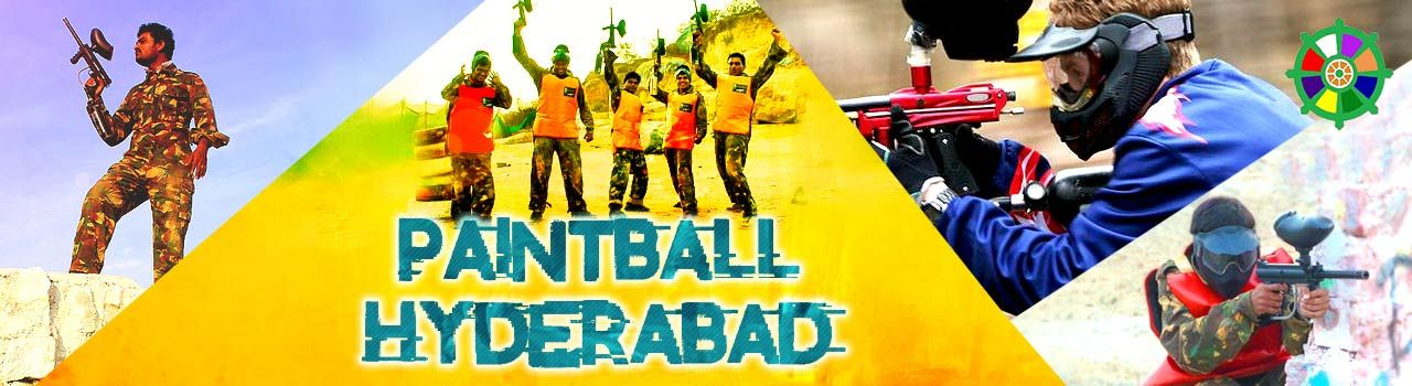 Paintball Hyderabad  in Paintball Hyderabad Odyssey Wonder: Hyderabad