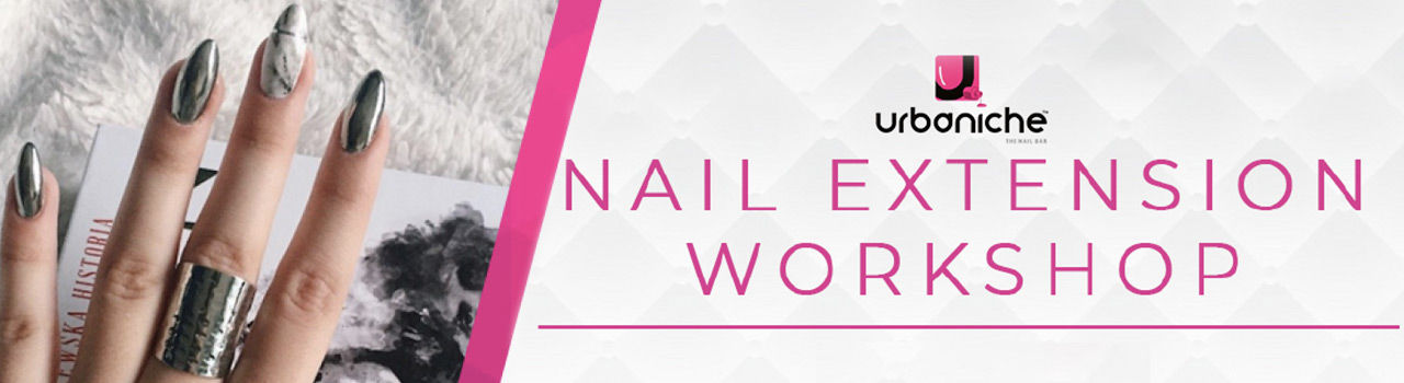 Nail Extension (10 Days Workshop)  in Urbaniche - The Nail Bar: Ahmedabad