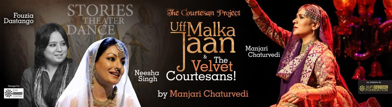 The Courtesan Project in Kingdom Of Dreams: Gurgaon