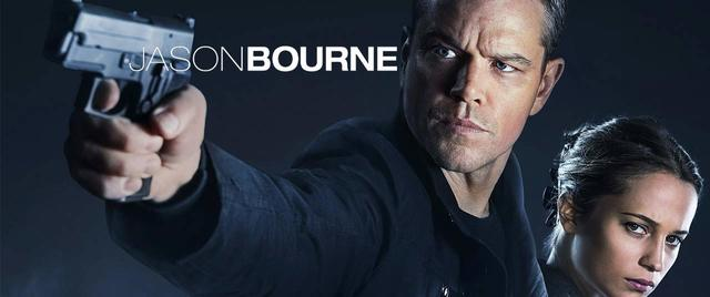Jason Bourne (3D)