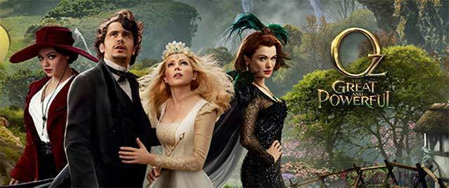 Oz The Great And Powerful (3D) (IMAX)