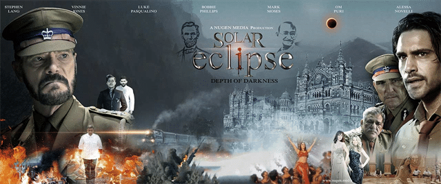 Solar Eclipse: Depth of Darkness