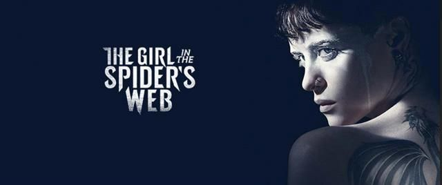 The Girl In The Spider Web