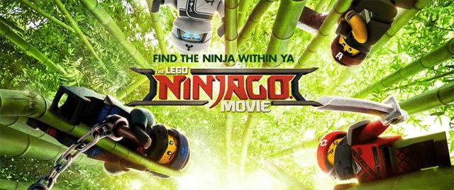 The Lego Ninjago Movie (3D)