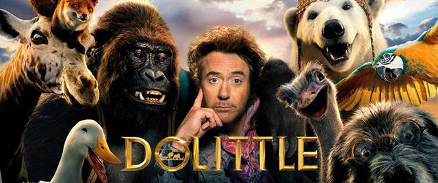 The Voyage Of Doctor Dolittle 2020 Trailer