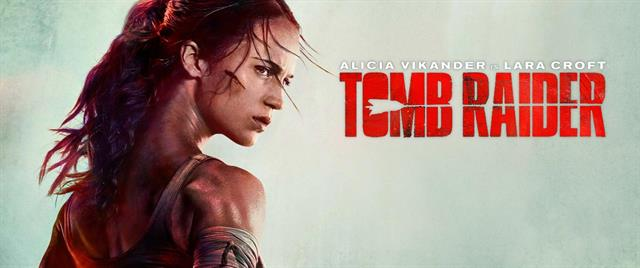 Tomb Raider 2018 Trailer