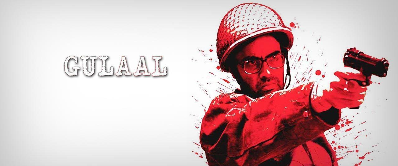 Gulaal Movie (2009) | Reviews, Cast & Release Date in Mumbai - BookMyShow