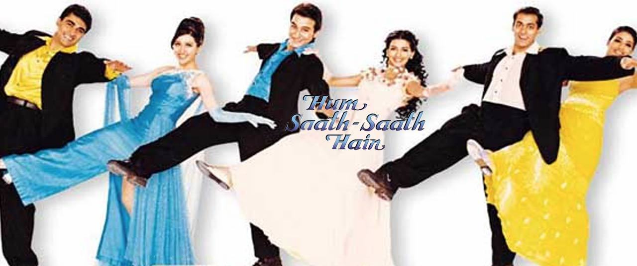 Hum Saath Saath Hain Movie 1999 Reviews Cast Release Date In Bookmyshow