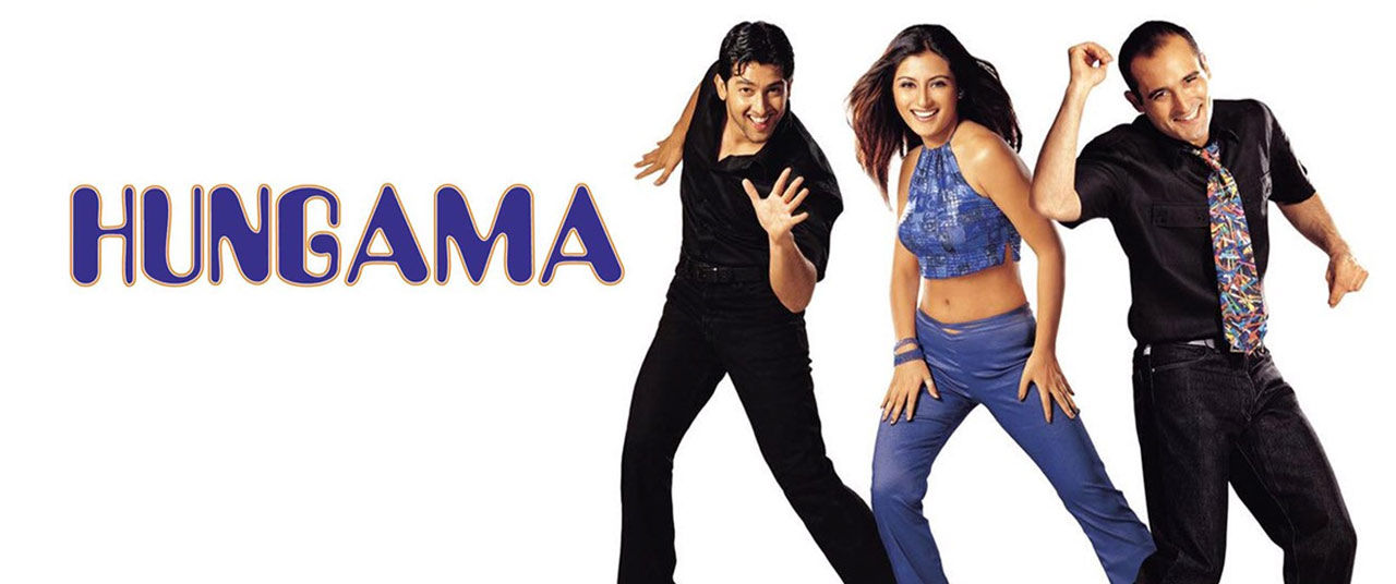Hungama (Hindi) Movie (2003) | Reviews, Cast & Release ...