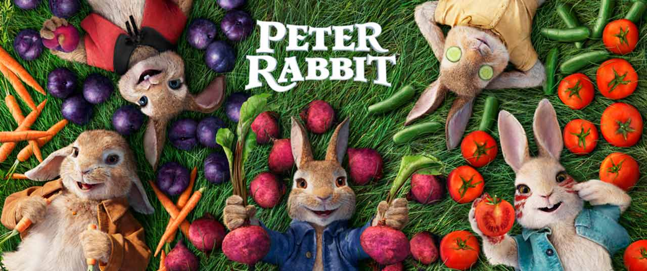 Image result for Peter Rabbit (2018)