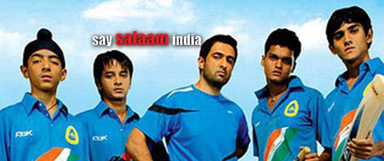 Download movie say salaam india video