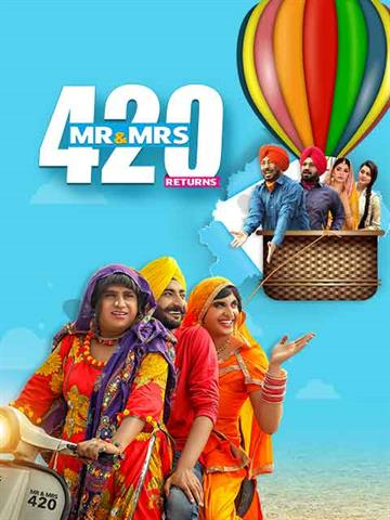 Mr & Mrs 420 Returns