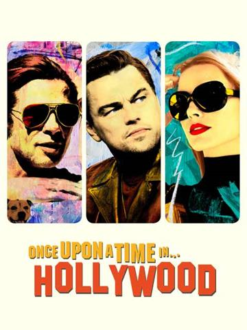Once Upon A Time In Hollywood Re-Release