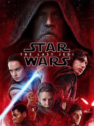 Star Wars: The Last Jedi (Exclusively For Women)