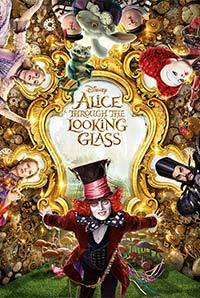 Alice Through The Looking Glass (3D) (4DX)