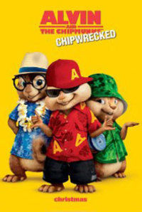 Alvin and the Chipmunks: Chipwrecked (3D)