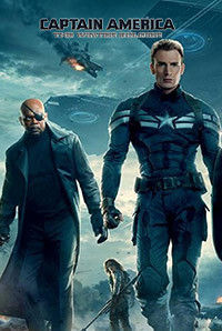 Captain America: The Winter Soldier (2D)