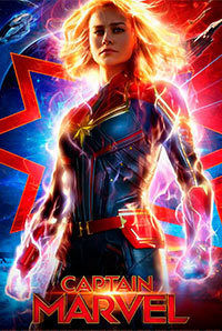 Captain Marvel (3D) (Exclusively For Women)
